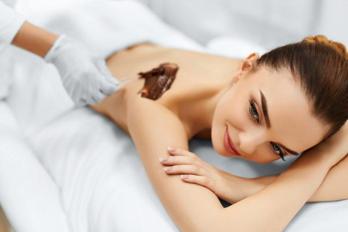 Masaż czekoladowy Wilanów